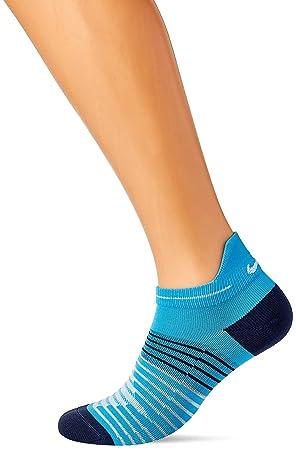 Nike sx5195 - 482 - Calcetines de Correr Unisex, Color Bleu Équateur/Obsidienne/Teinte Cobalt, tamaño FR : S (Taille Fabricant : S): Amazon.es: Deportes y ...