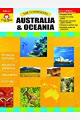 Australia and Oceania (The Seven Continents) Paperback