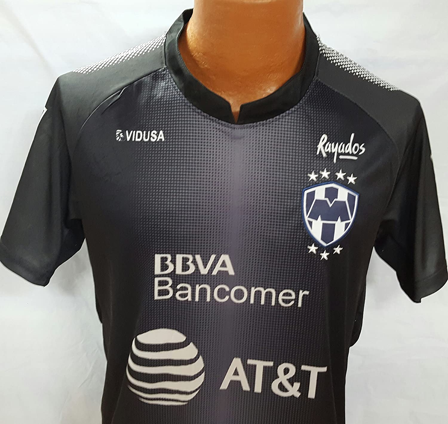Rayados de Monterrey Generic Replica Jersey Adult XLarge : Sports & Outdoors