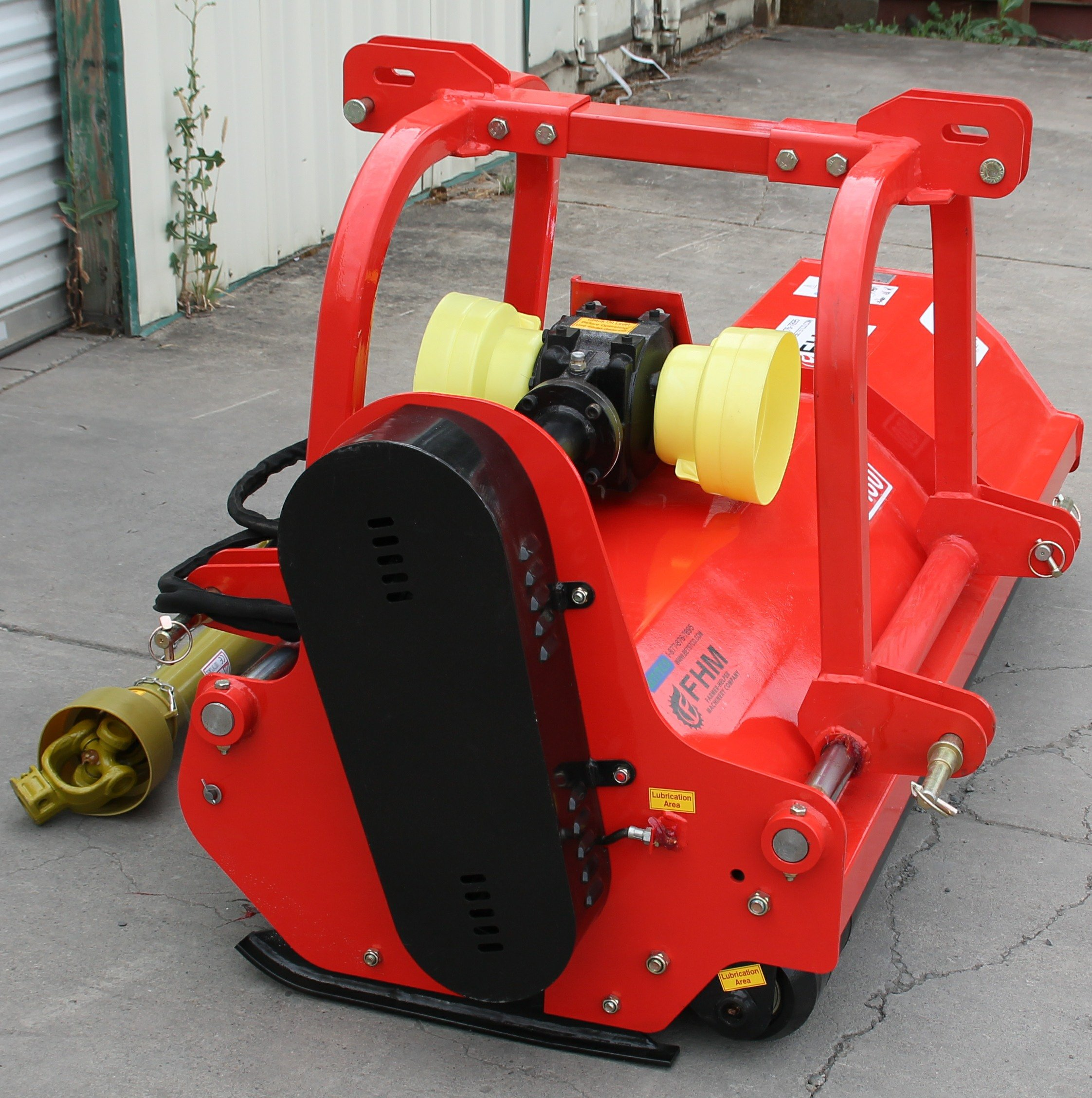 Flail Mower Horsepower Requirements