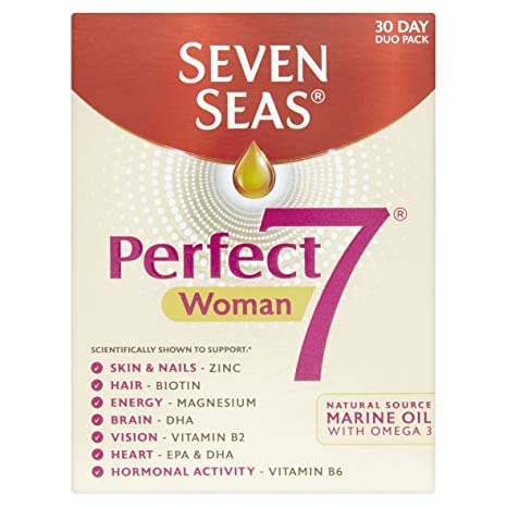 Seven Seas Perfect 7 Woman 30 Sachet