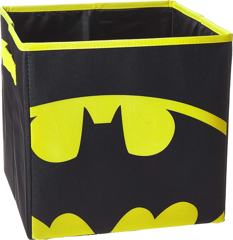 DC Comics Batman de almacenamiento bin – Caja plegable para casa/juguetes: Amazon.es: Hogar