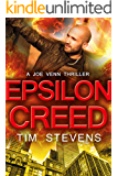 Epsilon Creed (Joe Venn Crime Action Thriller Series Book 5)
