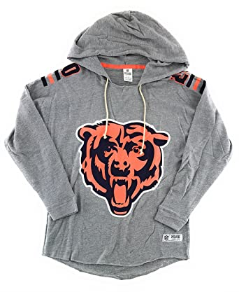 sports shoes 545a8 26bbd Amazon.com: Victoria's Secret Pink Chicago Bears Pullover ...