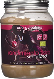 Energy Feelings Rendimiento Físico pre-entreno - 750 gr