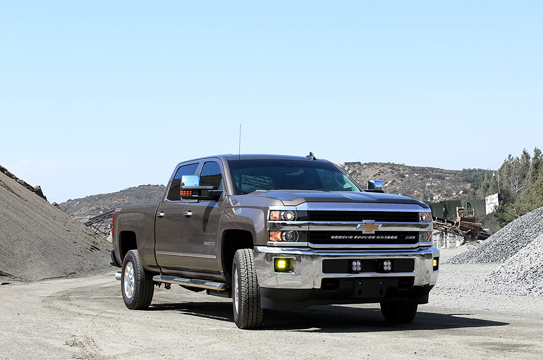 15-17 Fog Pocket Kit Chevy//GMC HD Canyon//Colorado Baja Designs 447582 GM