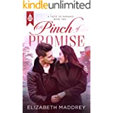 A Pinch of Promise: Contemporary Christian Romance (Taste of Romance Book 2)