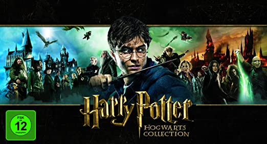 Harry Potter Hogwarts Collection [Alemania] [Blu-ray]: Amazon.es ...