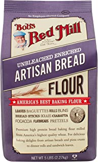 product image for Artisan Bread Flour 5 Pounds (Case of 4)