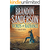 Words of Radiance (The Stormlight Archive, Book 2) book cover
