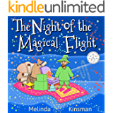Children's Book: The Night of the Magical Flight: Exciting, Rhyming Bedtime Story / Picture Book for Beginner Readers (Ages 3-7) (Top of the Wardrobe Gang Picture 2)