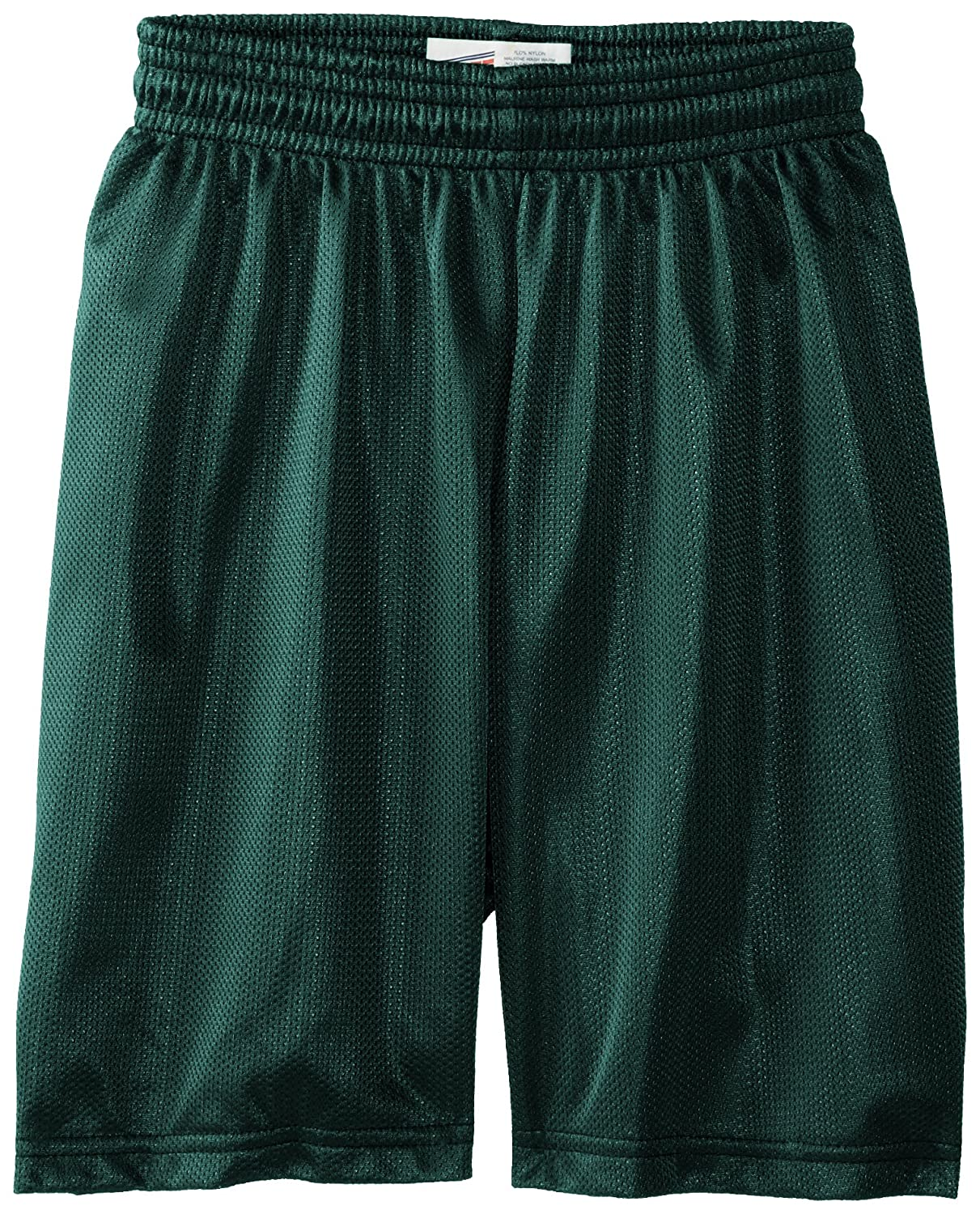 Soffe Big Boys' Nylon Mini Mesh Fitness Short M J Soffe - Kids B058