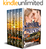 Redemption Series Box Set, Books 1 - 5: A sweet western romance collection (The Redemption Series Book 6)