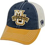 d0e12db7b41 Top of the World Marquette Golden Eagles Official NCAA Adjustable Offroad Hat  Cap by 020341