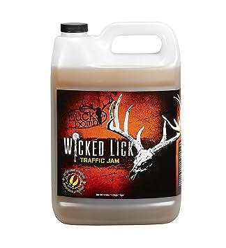 Amazon buck bomb mm wl tj 01 wicked lick acorn traffic jam buck bomb mm wl tj 01 wicked lick acorn traffic jam liquid deer publicscrutiny Gallery