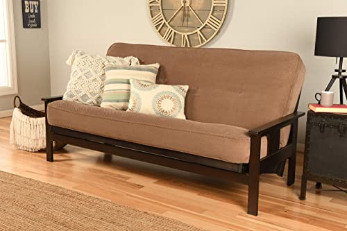 Kodiak Furniture Marmont Mocha Full-size Futon Mattress Only