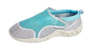 Amazon.com | High Style Women's Aqua Water Shoes - Beach Shoes ...