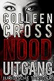 Nooduitgang : een juridische thriller: thriller (Katerina Carter juridische thrillerserie Book 1)