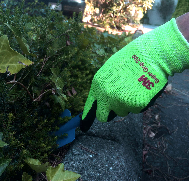 3M Super Grip Garden Work Gloves- 3 PACK (Extra Large) by 3M Super Grip (Image #4)