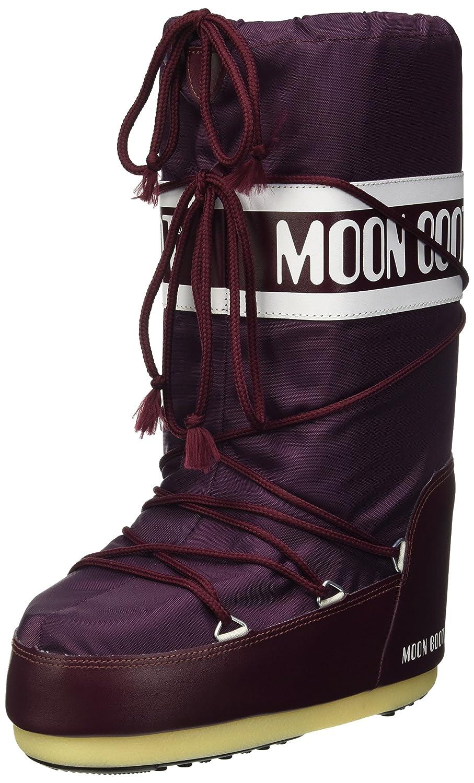 TALLA 42 EU. Moon-boot Nylon, Zapatillas de Deporte Exterior Unisex Adulto