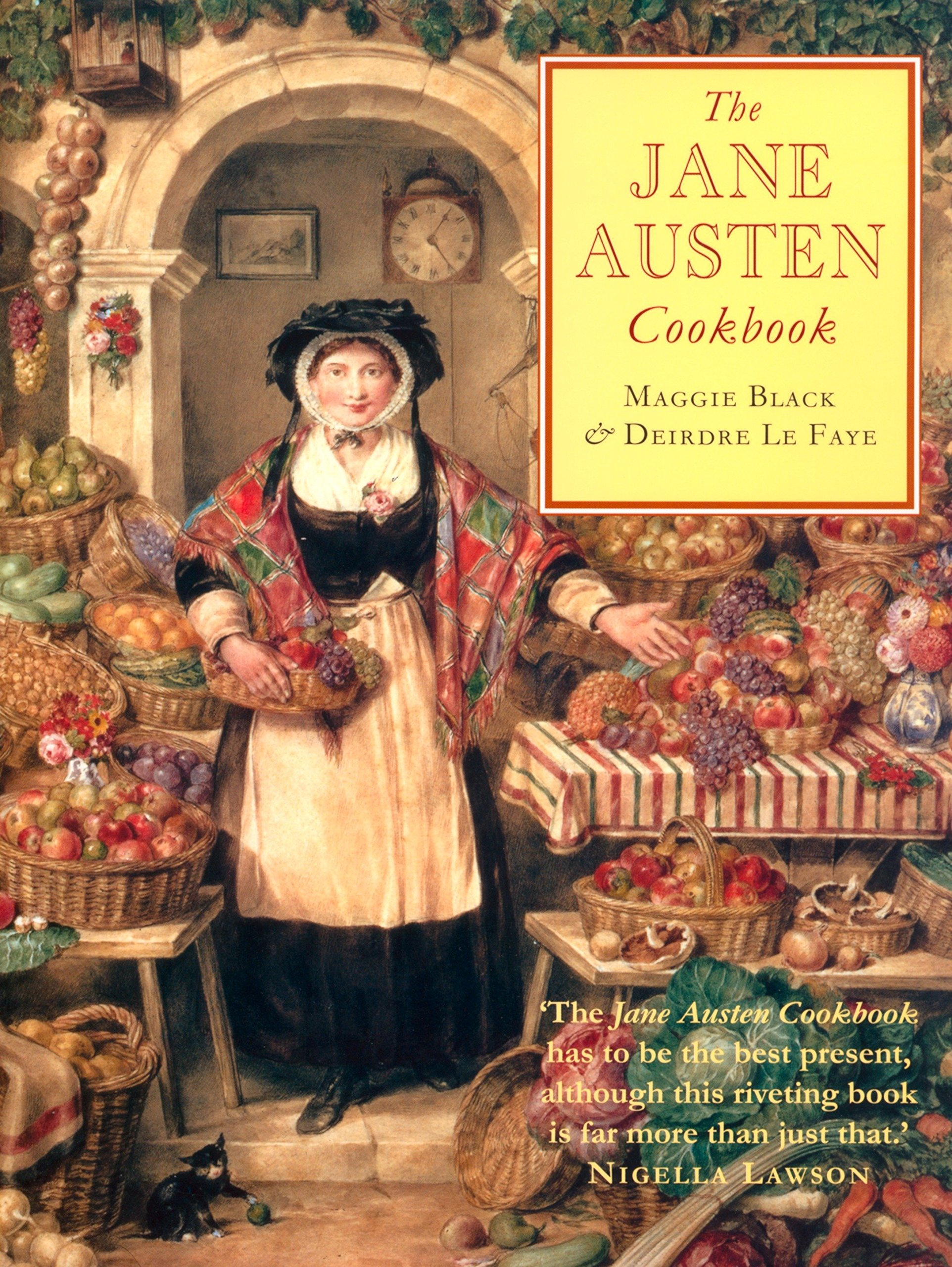 Amazon.it: The Jane Austen Cookbook - Black, Maggie, Le Faye ...