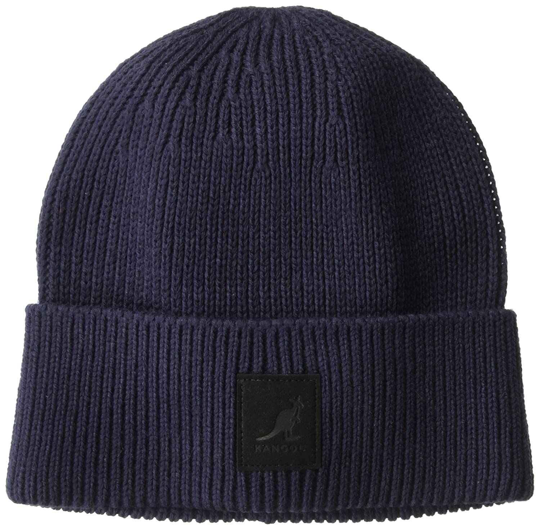 88e180e5 Kangol Patch Beanie Hat: Amazon.co.uk: Clothing