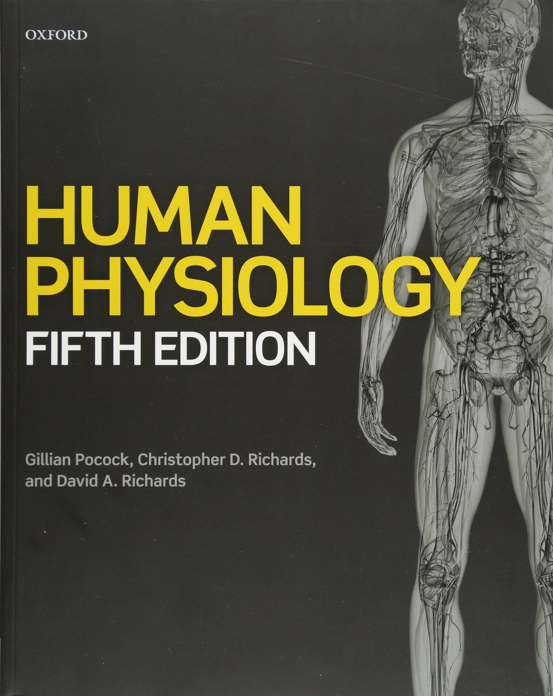 Human Physiology: Amazon.co.uk: Gillian Pocock, Christopher D ...