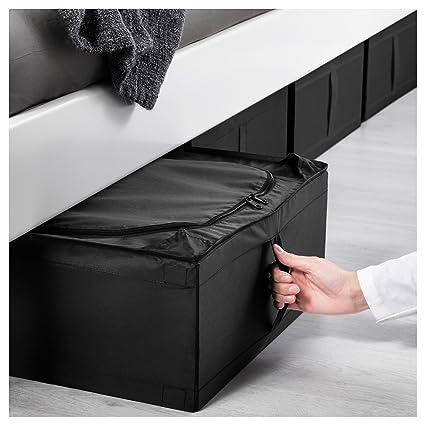 IKEA Underbed almacenamiento caso: Premium fabricación debajo de la cama de almacenamiento organizador/transpirable