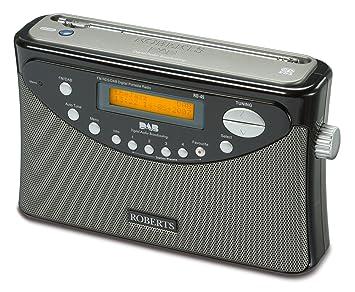 roberts gemini 45 dab fm rds digital radio black discontinued by rh amazon co uk