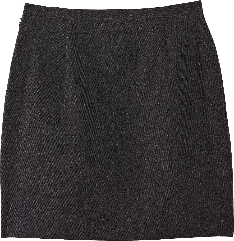 Trutex Limited Girls Back Vent Plain Skirt
