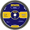"IRWIN Metal-Cutting Circular Saw Blade, 7-1/4"", 68T, 4935560"