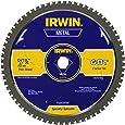 IRWIN 7-1/4-Inch Metal Cutting Circular Saw Blade, 68-Tooth (4935560)
