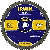 """IRWIN Metal-Cutting Circular Saw Blade, 7-1/4"""", 68T, 4935560"""