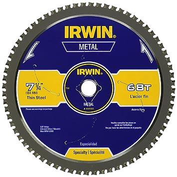 Irwin metal cutting circular saw blade 7 14 68t 4935560 irwin metal cutting circular saw blade 7 14quot 68t greentooth Images