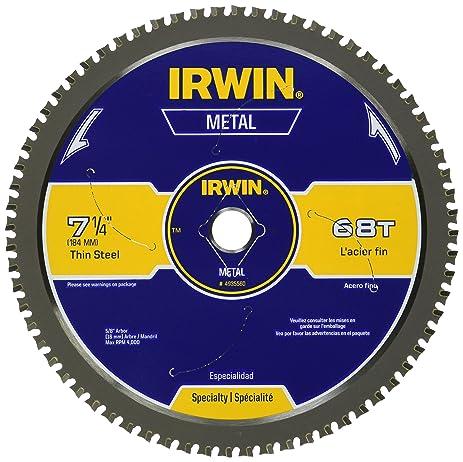 Irwin metal cutting circular saw blade 7 14 68t 4935560 irwin metal cutting circular saw blade 7 14quot 68t greentooth Image collections