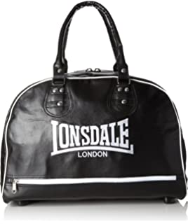 e760894dcec Lonsdale Cruiser Leather Boxing Martial Arts Equipment Holdall Bag