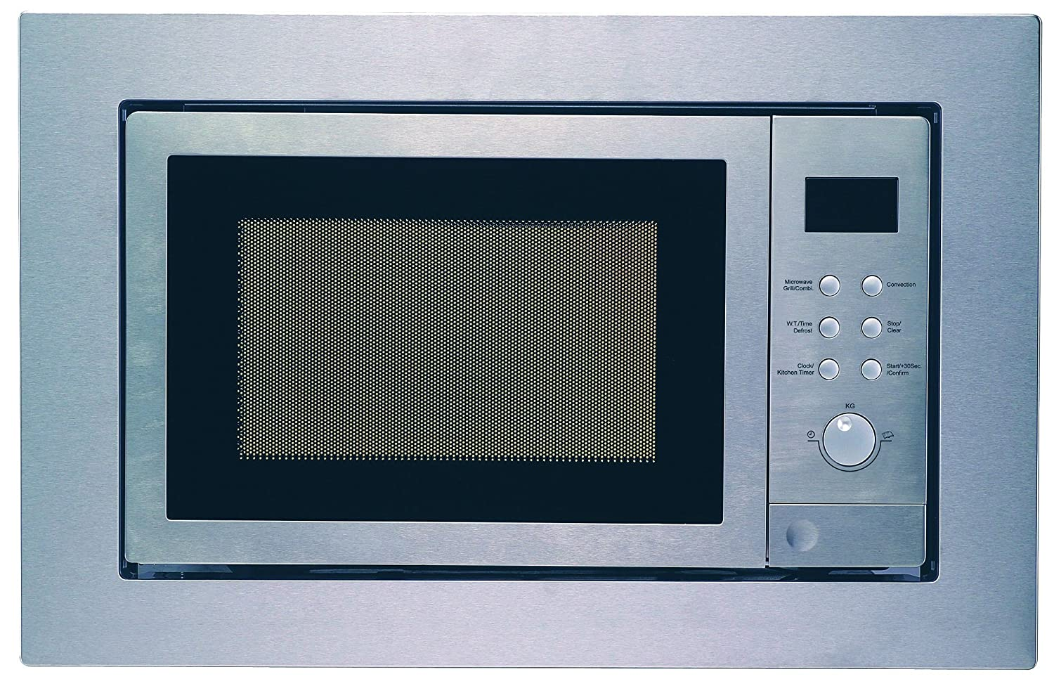 Cookology Built-in Combi Microwave Oven & Grill | IMOG25LSS Stainless Steel 25 Litre