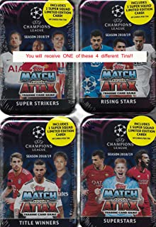 Amazon.com: Match Attax 2018 2019 Topps UEFA Champions ...