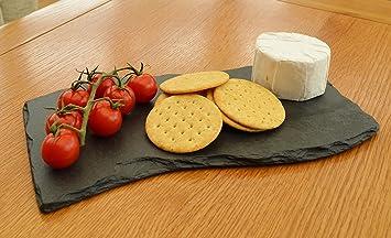Piatti Cucina In Ardesia : Ardesia piatto cm rotondo con feltrini amazon casa e cucina