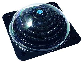 Calentador de agua casero solar