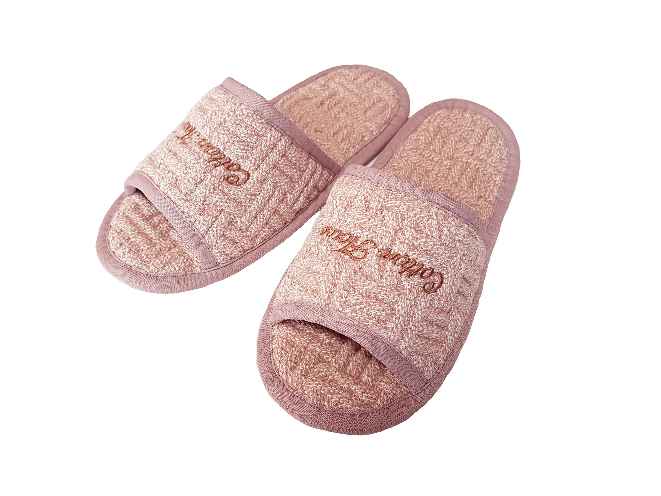 Momomat Cotton LCT Slippers for Indoors (Beige)