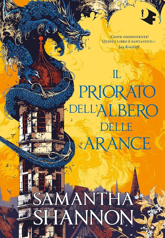 Il Priorato dell'Albero delle Arance - Samantha Shannon