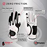 Zero Friction Men's Golf Glove, Left Hand, One