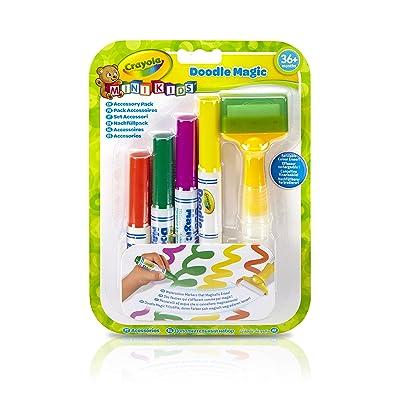 Crayola - Doodle Magic Accessory Pack (81-4369): Juguetes y juegos