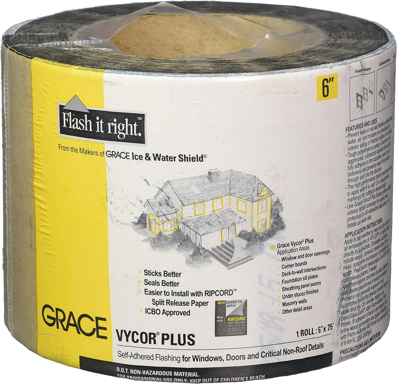 "GRACE TV718306 6""x75'Vycor Flashing"