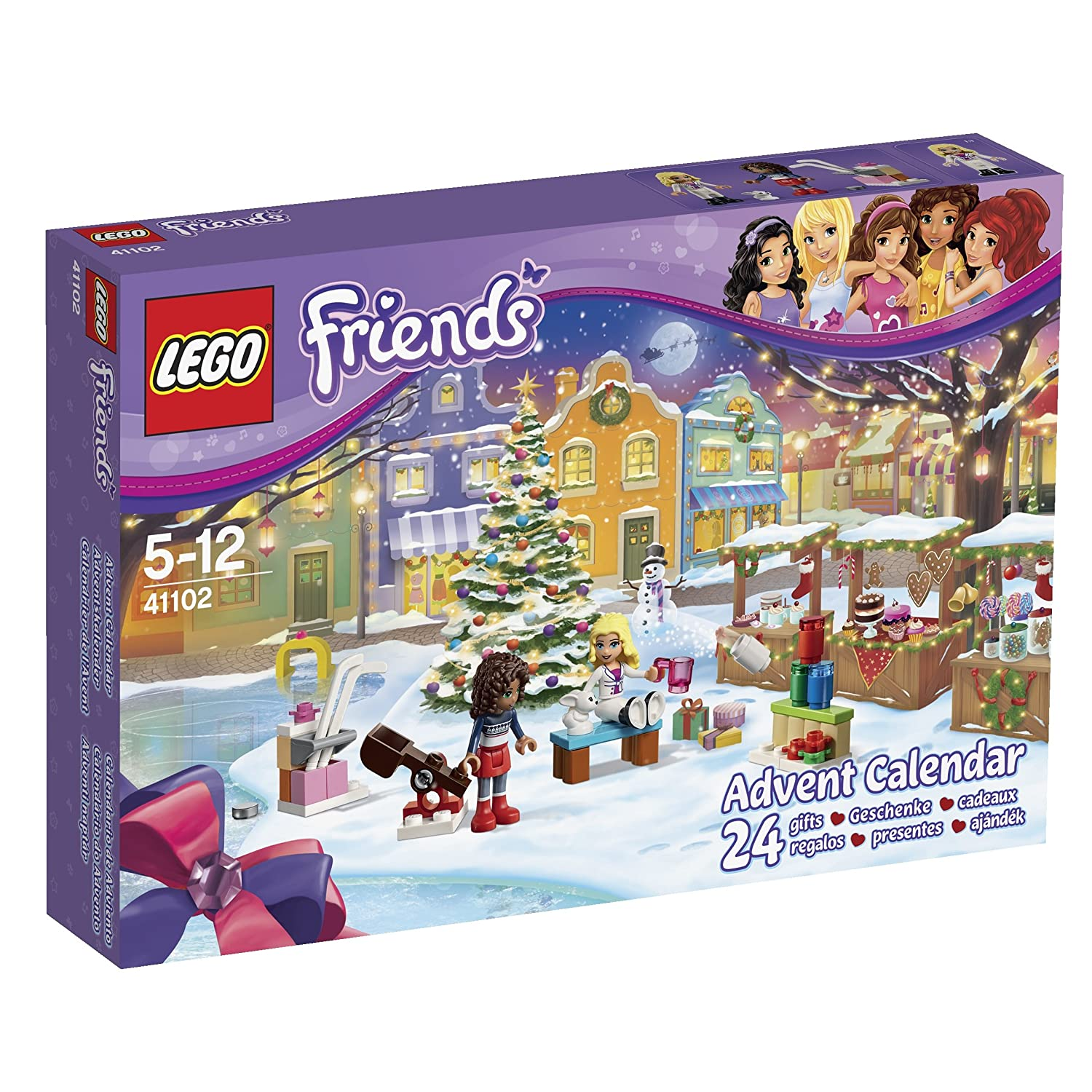 LEGO Friends 41102 Advent Calendar