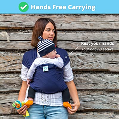 Eco Cub Baby Wrap Carrier