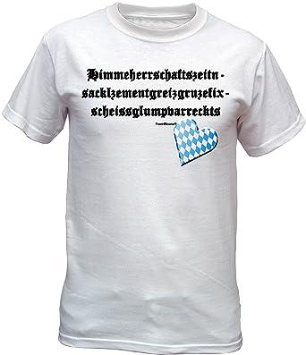 Wiesn T Shirt Der Ultimative Bayerische Fluch Lustiges