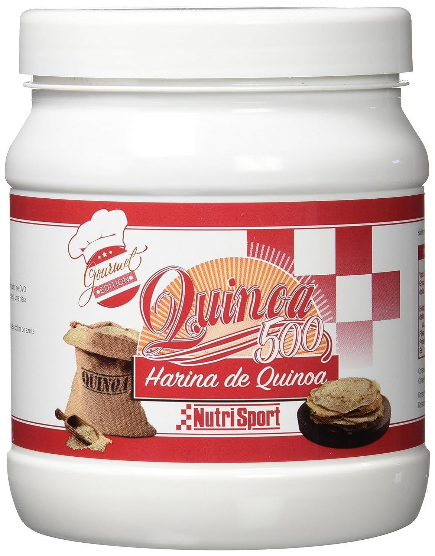 Nutrisport Quinoa 500 Harina - 500 gr: Amazon.es: Salud y cuidado personal