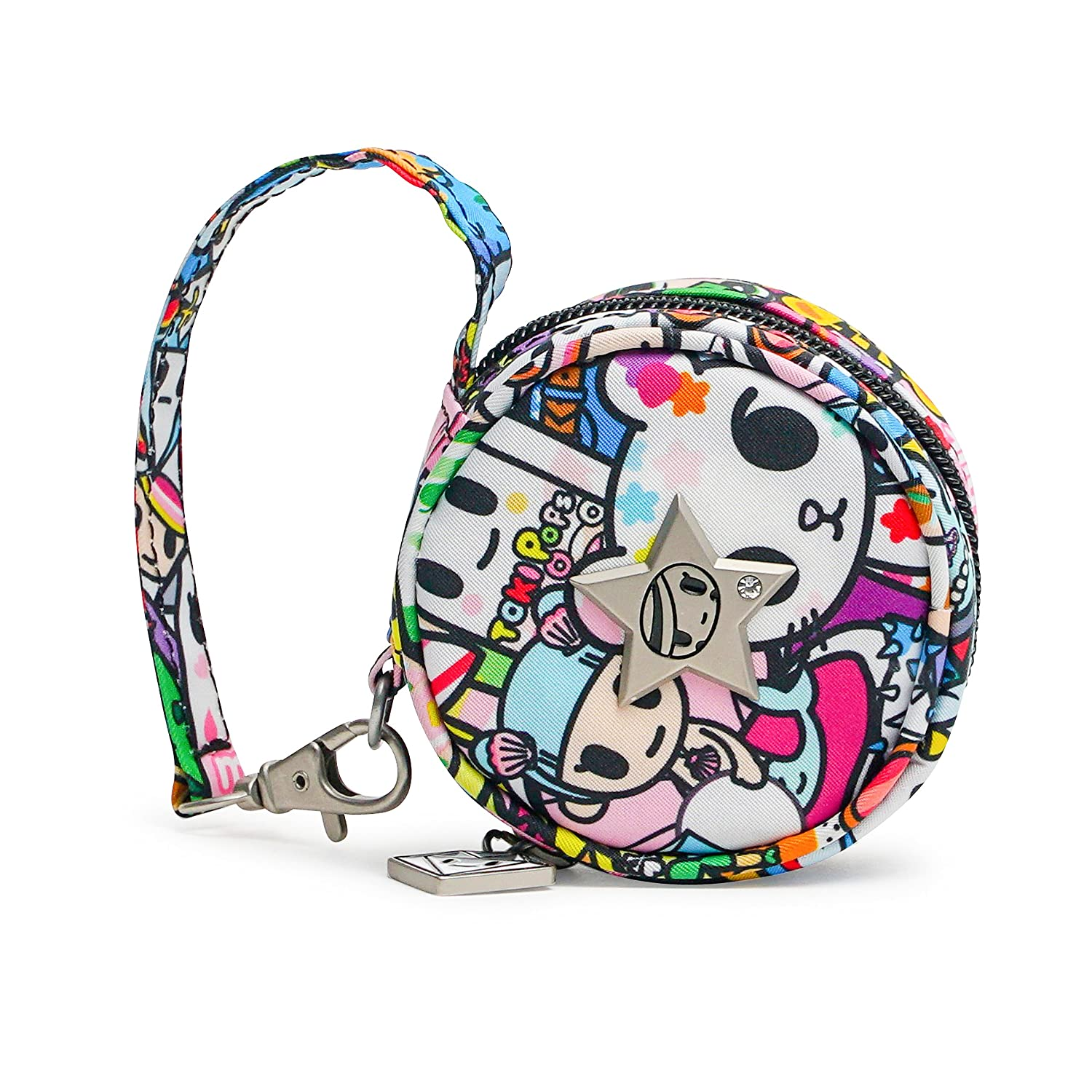 Ju-Ju-Be Tokidoki Collection Paci Pod Pacifier Holder, Iconic 2.0 08AA11AT ICN